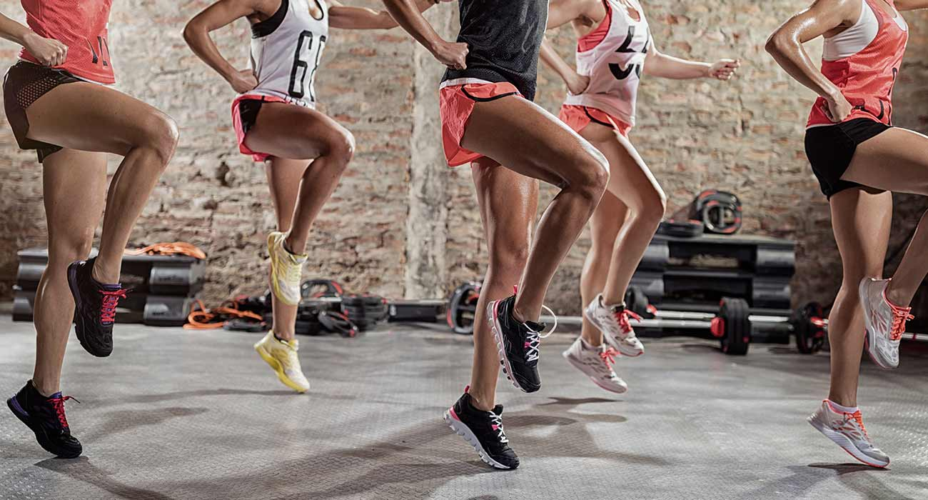 corso total body palestra be active
