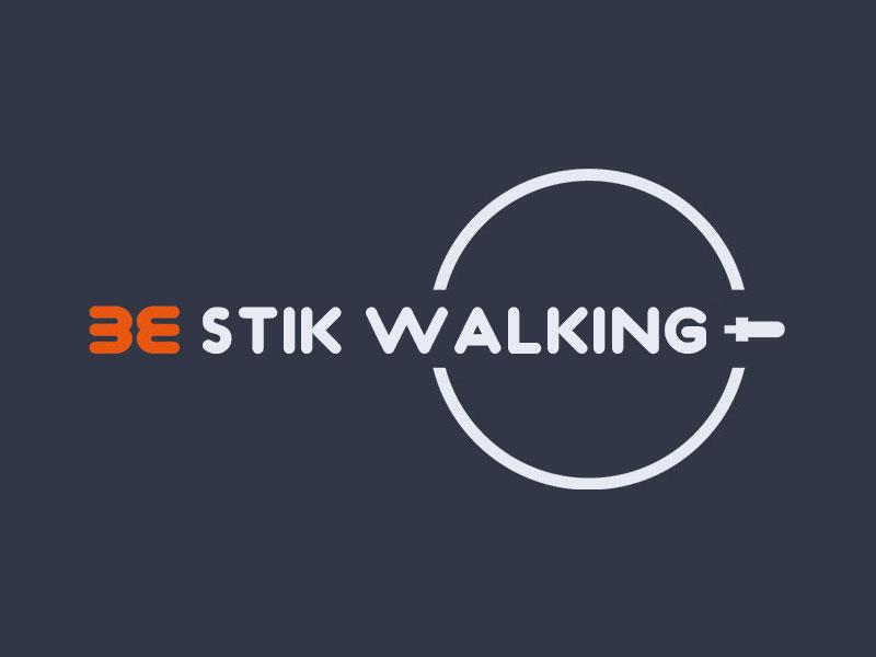 Be Stik Walking